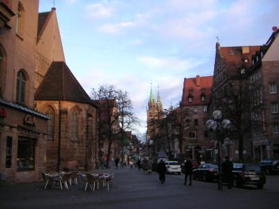 ニュルンベルク旧市街