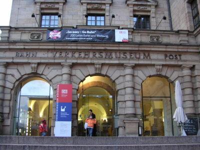 ドイツ鉄道博物館
