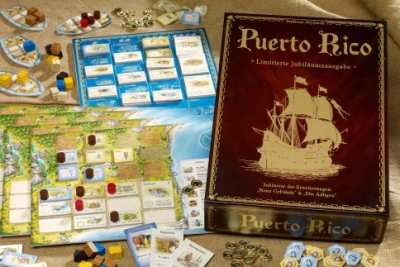 プエルトリコ10周年記念盤