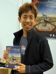 Motohashi Tomoki氏