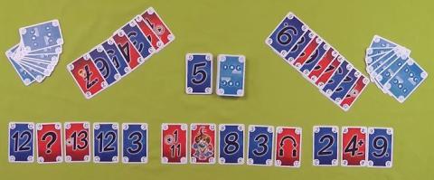 ドッグカードゲーム(コンポーネント)