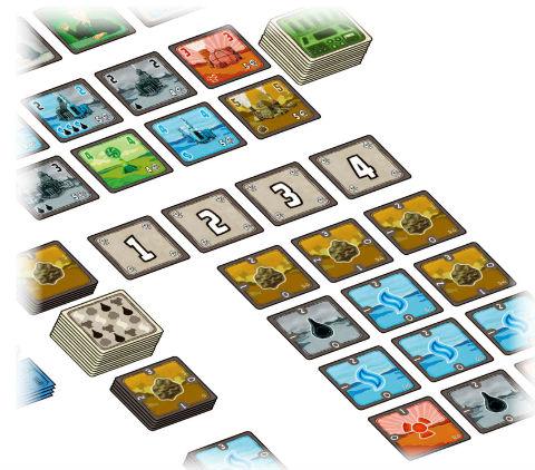電力会社カードゲーム日本語版(コンポーネント)
