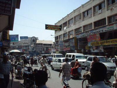 アーメダバード旧市街
