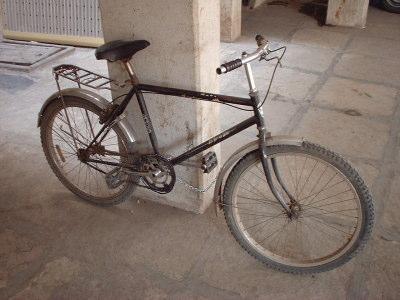 自転車(2台目)