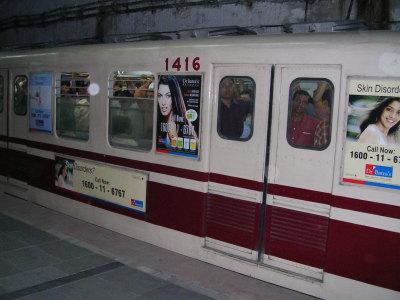 コルカタの地下鉄