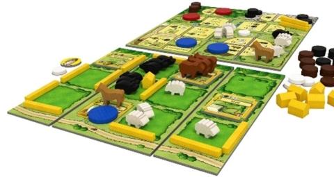 アグリコラ:牧場の動物たち(コンポーネント)