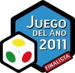 スペイン年間ゲーム大賞2011ノミネート