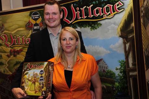 『村の人生』とブラント夫妻
