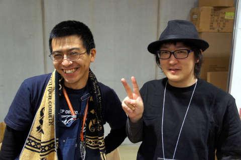 中野さんと木皿儀さん