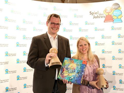 ドイツ年間キッズゲーム大賞2013:ブラント夫妻