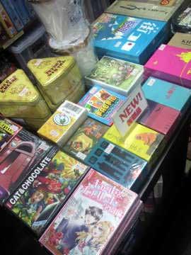 キウイゲームズ:国産コーナー