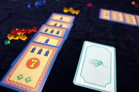 バザリ・カードゲーム