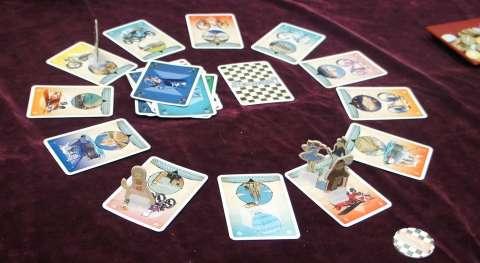 ゲームマーケット2014秋:グローブトロッター