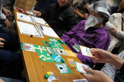 ゲームマーケット2014秋:いい大人達
