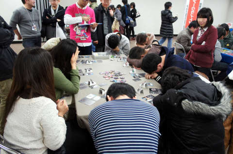 ゲームマーケット2014大阪:ダンガンロンパ人狼