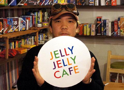 JELLY JELLY CAFE 下北沢店:酒井店長