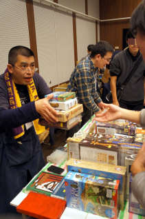 名古屋ボードゲームフリーマーケット:ゲームストア・バネスト
