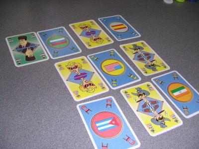カフェインターナショナル・カードゲーム
