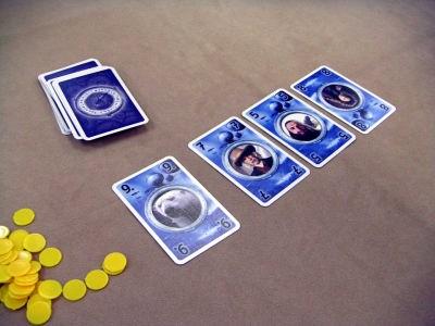 黄金の羅針盤カードゲーム