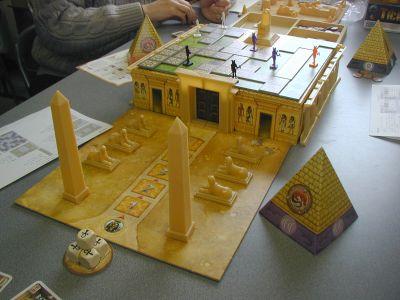 クレオパトラと建築士たち