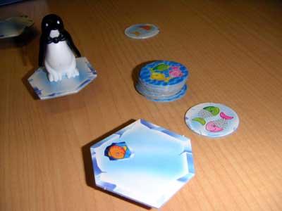 つるつるペンギン