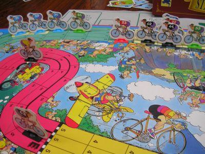 サイクルレース