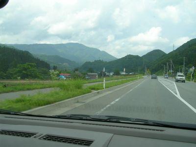山形ドライブ